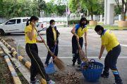 กิจกรรม Big Cleaning Day เนื่องในโอกาสวันเฉลิมพระชนมพรรษา สมเด็จพระนางเจ้าสุทิดา พัชรสุธาพิมลลักษณ พระบรมราชินี