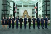 ผู้บัญชาการวิทยาลัยการทัพอากาศ กรมยุทธศึกษาทหารอากาศ ร่วมปรึกษาหารือการทำวิจัยกับกรมยุทธศึกษาทหารบก