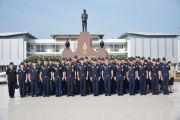 นักศึกษาวิทยาลัยการทัพอากาศ รุ่นที่ ๕๔ ดูงานและศึกษาภูมิประเทศระยะใกล้ ครั้งที่ ๑