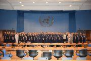 การศึกษาดูงานใน กทม.และ จังหวัดใกล้เคียง ครั้งที่ ๒ ณ องค์การสหประชาชาติ
