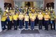 """วิทยาลัยการทัพอากาศ กรมยุทธศึกษาทหารอากาศ จัดกิจกรรม """"Big Cleaning Day ป้องกันโคโรน่าไวรัส (COVID-19)"""""""