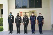 ผู้บัญชาการวิทยาลัยการทัพอากาศ กรมยุทธศึกษาทหารอากาศ ร่วมปรึกษาหารือการทำวิจัยกับสถาบันวิชาการป้องกันประเทศ