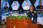 """ผบ.วทอ.ยศ.ทอ. เป็นประธานเปิดการเสวนาวิชาการ """"5G Cellular Technology : Air Force Strategy and Technology Disrupt Change"""""""
