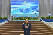 ผู้บัญชาการทหารอากาศ เป็นประธานในพิธีปิดการศึกษา การแถลงยุทธศาสตร์ กองทัพอากาศ ฉบับนักศึกษา หลักสูตรการทัพอากาศ รุ่นที่ ๕๔ และมอบโล่ศิษย์เก่าดีเด่น ประจำปี ๒๕๖๓
