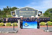นักศึกษาวิทยาลัยการทัพอากาศ รุ่นที่ ๕๕ ดูงานและปฏิบัติกิจกรรมกลุ่มสัมพันธ์